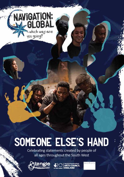 Tangle's Someone Else's Hand e-book