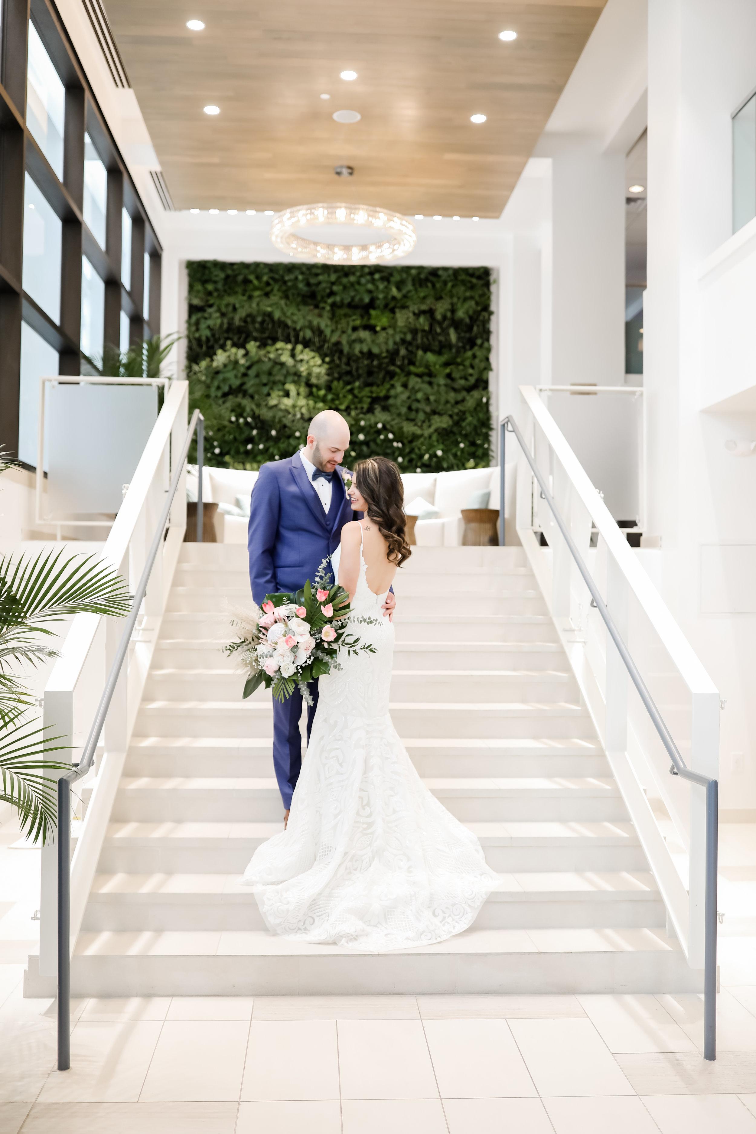 Weddings at Hilton Clearwater Beach Resort & Spa -