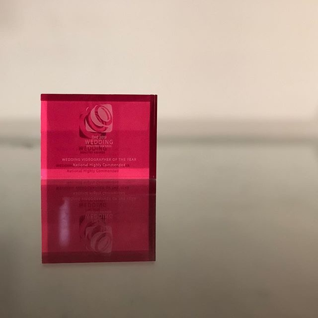 #humblebrag - In January 2019, Toast were awarded 'National Highly Commended' at the Wedding Industry Awards. This now sits quite nicely alongside my 'Wedding Videographer of the Year' East Midlands award. It's important to say that awards are not the driving force behind why I do this, but it acts as a nice reminder of how awesome our couples are. We're aware that booking the perfect suppliers for your wedding is a big deal - and trust plays a huge part in your decision. So, hopefully these awards let you know that we always put 100% into our films.