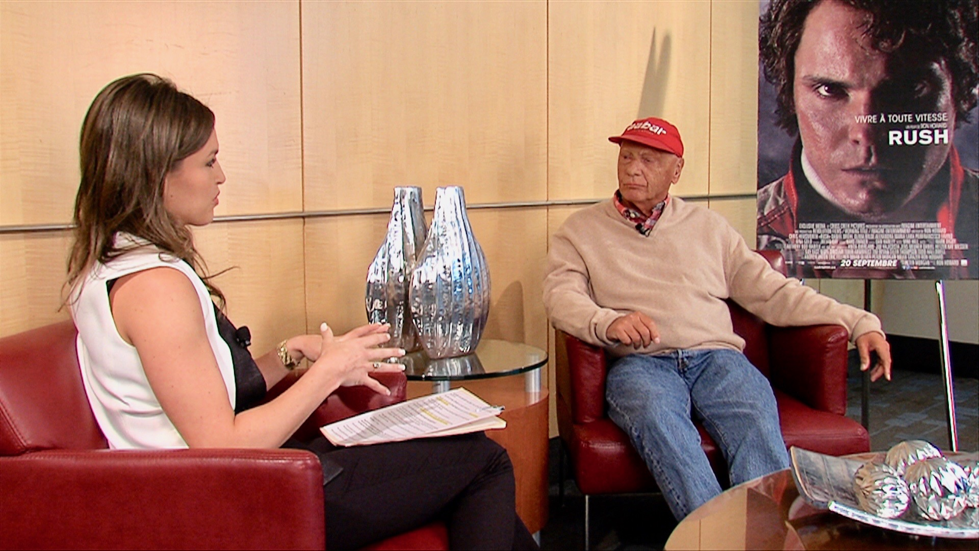 Sportsnet interview with Niki Lauda