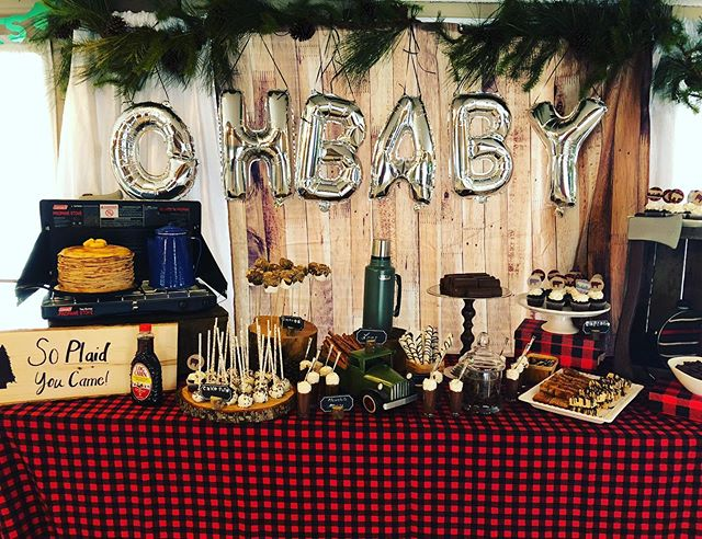 Lumber Jack Baby Shower⛺️🌲 . . ☎️ 408.239.9212 | 📧contactus@proprepevents.com . .  #ProPrepEvents #EventPlanner #EventDesigner #PartyRental #BayArea #BayAreaEventPlanning #PartyRentals  #KidsParties #Wedding #Celebration #Love #Celebrate #Fiesta #Fiestas #Party #PartyPlanner #EventDesigning #SpecialtyLinen #CustomEvents #Amor #BayAreaEvents #MorganHill #LumberJackBabyShower #LumberJack