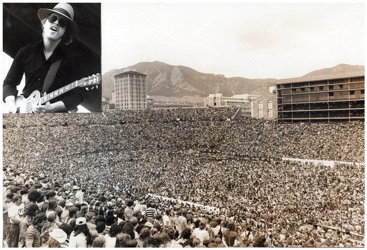 Folsum Field, May 1, 1977