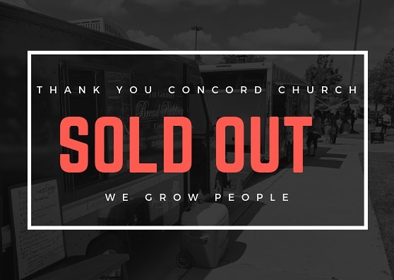 HOMECOMING LIT SUNDAY 🔥🔥🔥 Owes us nothing!! Thank you @concorddallas and Pastor @mrbryanlcarter for having us! Proud to be members of such a wonderful church! #wegrowpeople