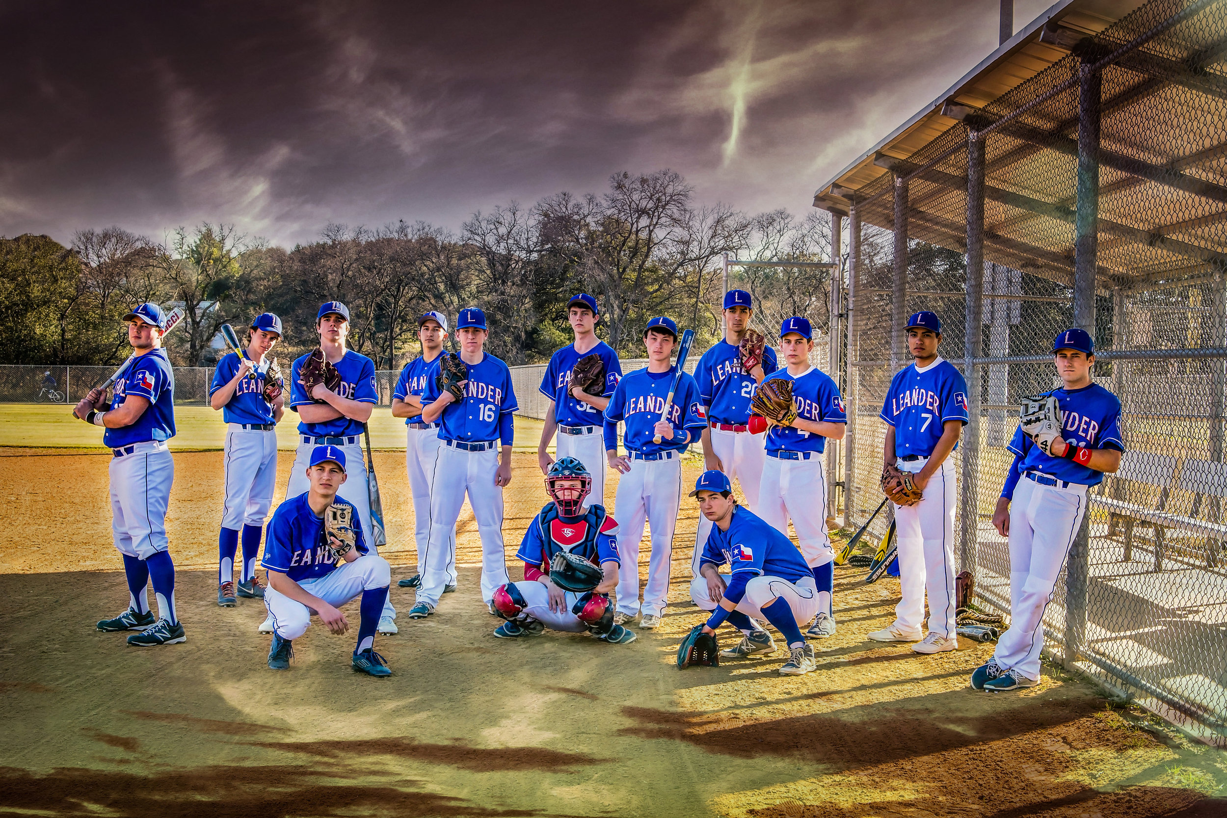 Leander High Baseball