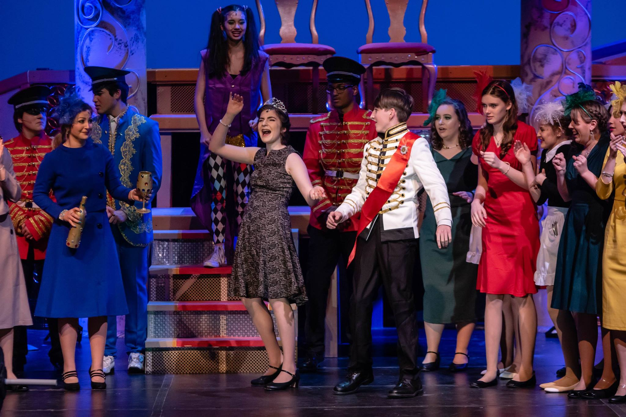 Liberty Hill High School Theatre - LIVE