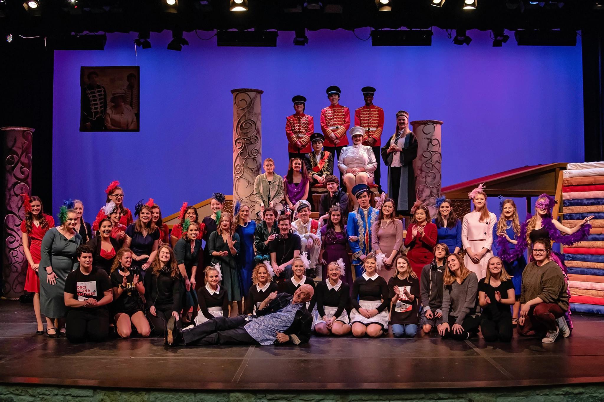 Liberty Hill High School Theatre