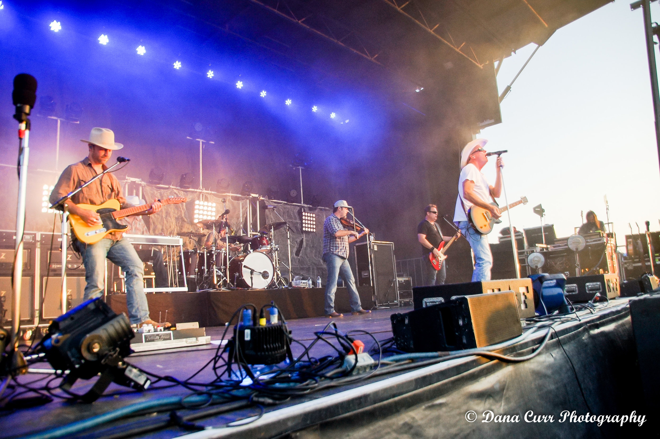 Leander's Freedom Fest - LIVE