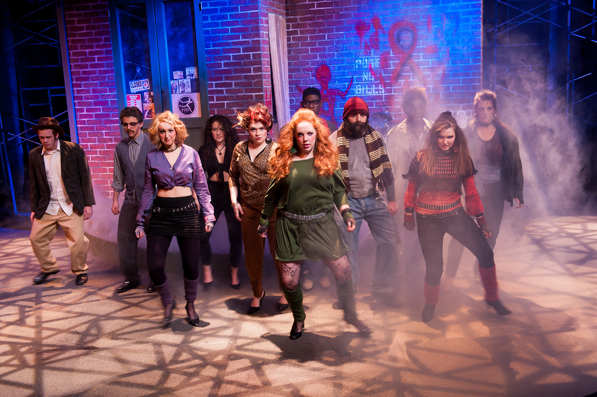 Sean Meyers Photography   Little Shop of Horrors , 2013  playing Wino