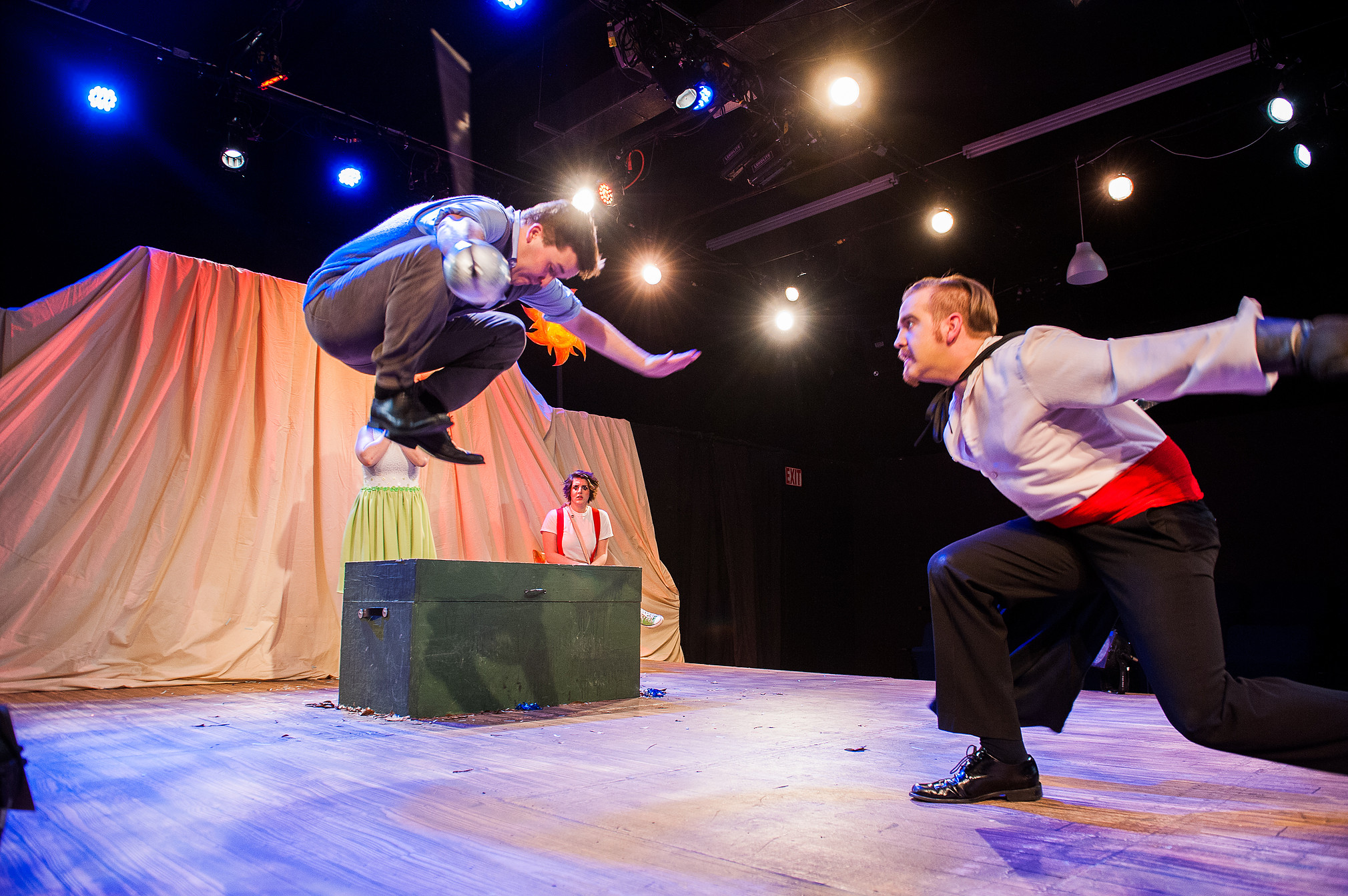 Sean Meyers Photography   The Fantasticks , 2014  playing El Gallo