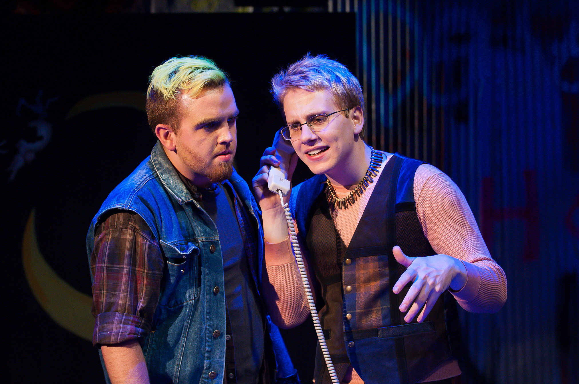 Sean Meyers Photography   RENT , 2014  playing Roger