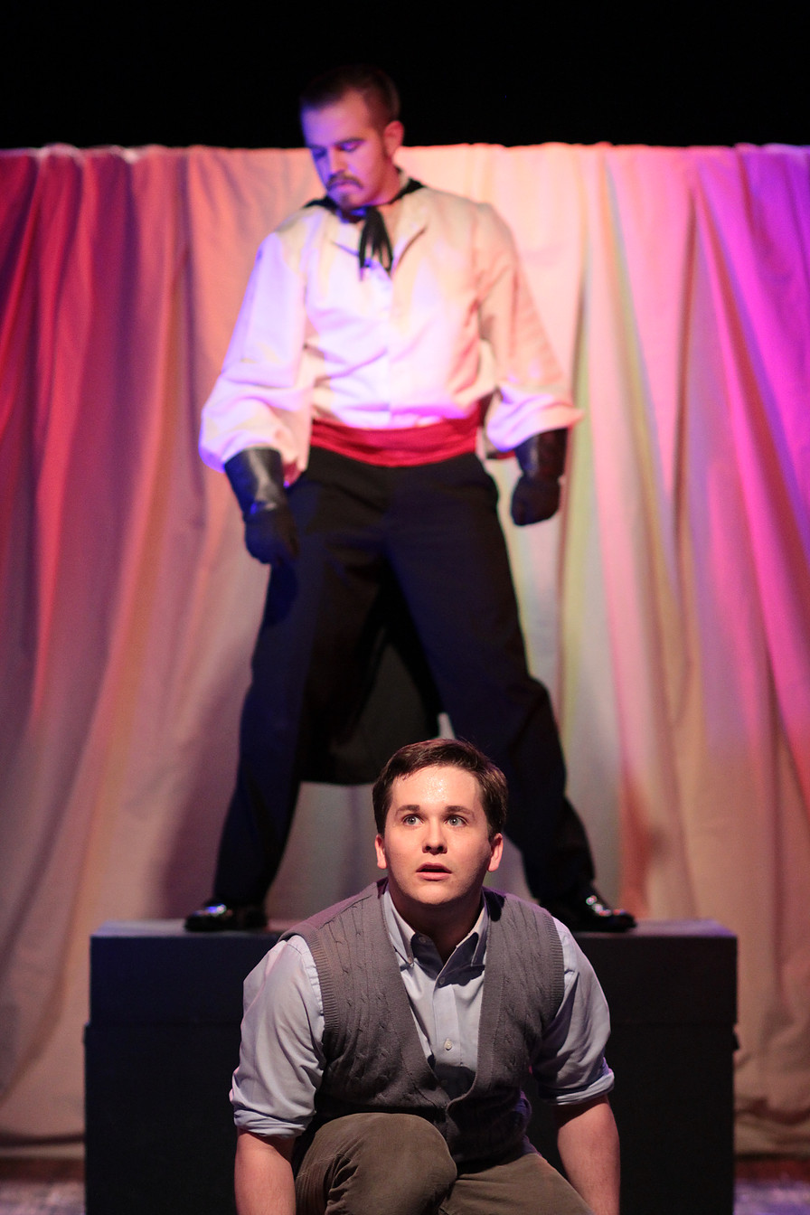 photo by Tyler Elrod  The Fantasticks, 2014  playing El Gallo