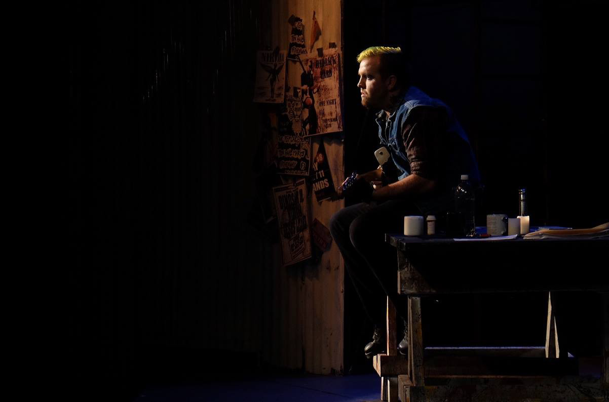 Staton Carter Photography   RENT , 2014  playing Roger