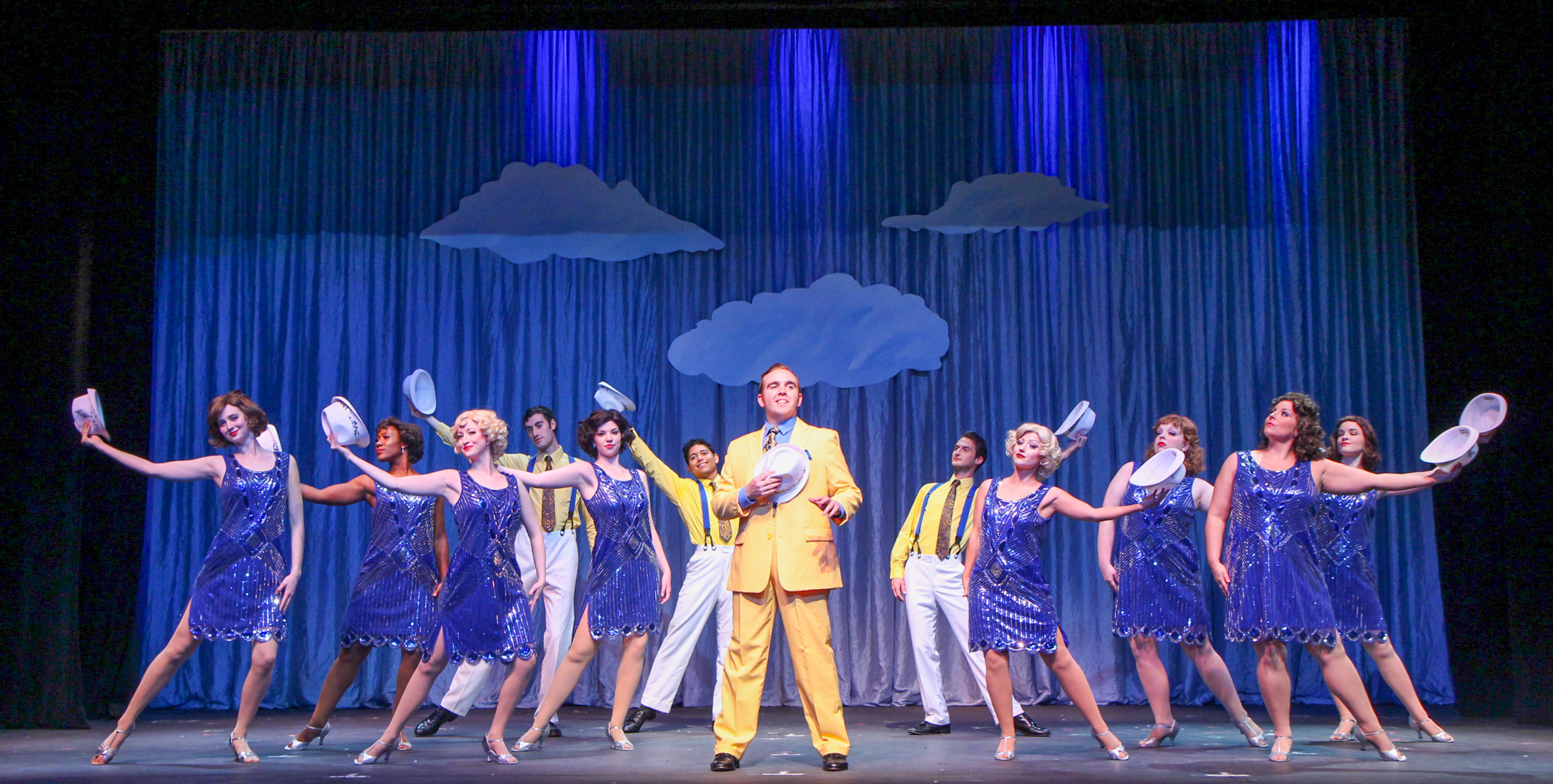 photo by Beth Curley/Julian Wiles   White Christmas , 2016  playing Bob Wallace