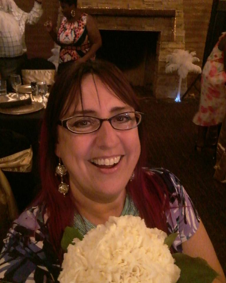 Best friend's wedding, caught the bouquet! No ring yet though lol