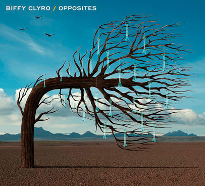 Biffy Clyro — Opposites   Release date  : Jan. 28, 2013   Label  : 14th Floor/Warner UK   Credit  : Engineer, Keyboards