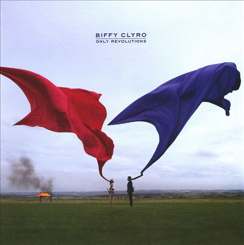 Only Revolutions — Biffy Clyro   Release date  : Nov. 09, 2009   Label  : 14th Floor/Warner UK   Credit  : Engineer, Keyboards