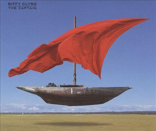 Biffy Clyro — The Captain   Release date  : Oct. 26, 2009   Label  : 14th Floor/Warner UK   Credit  : Engineer, Mixer