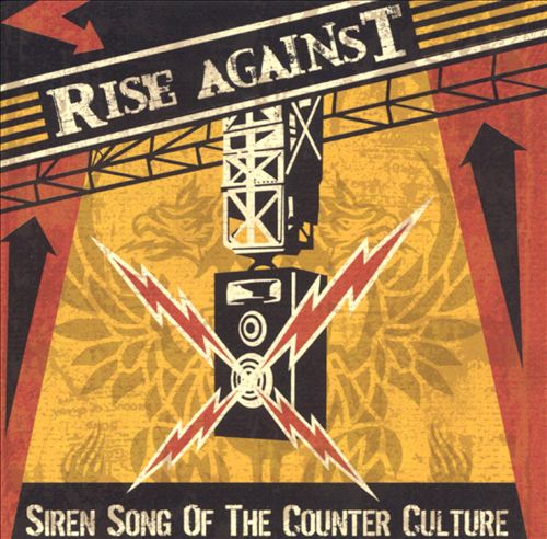 Rise Against — Siren Song of the Counter Culture   Release date  : Aug. 10, 2004   Label  : Geffen   Credit  : Digital Editing
