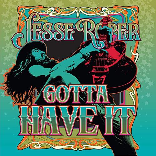 Jesse Roper -Gotta Have it-Blue Heron  Release date:  Nov. 16, 2018  Label :Blue Heron  Credit:  Producer, Engineer, Mixer