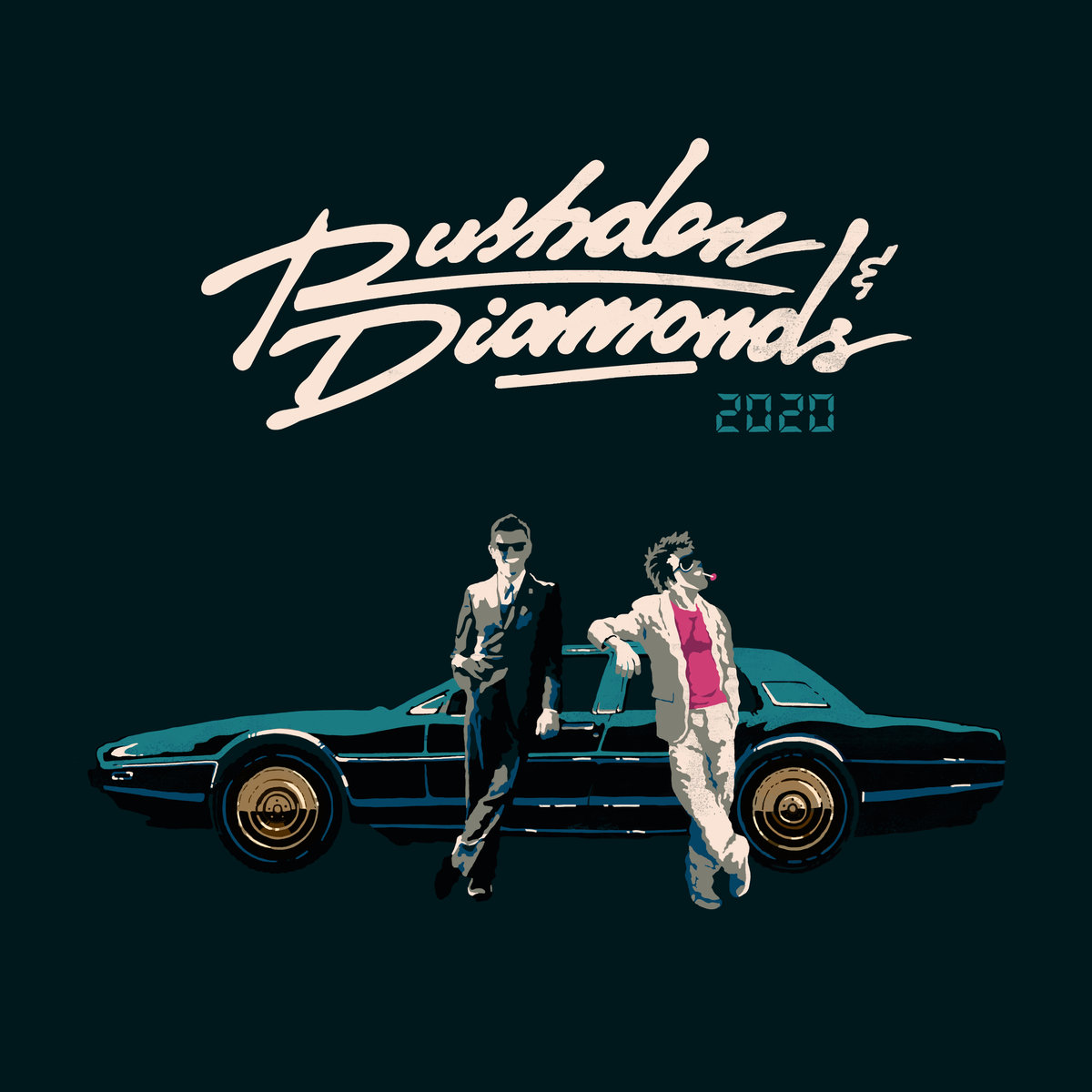 Rushden and Diamonds -2020  Release date:  Aug. 24, 2018  Label :Volunteer Media  Credit:  Engineer, Mixer