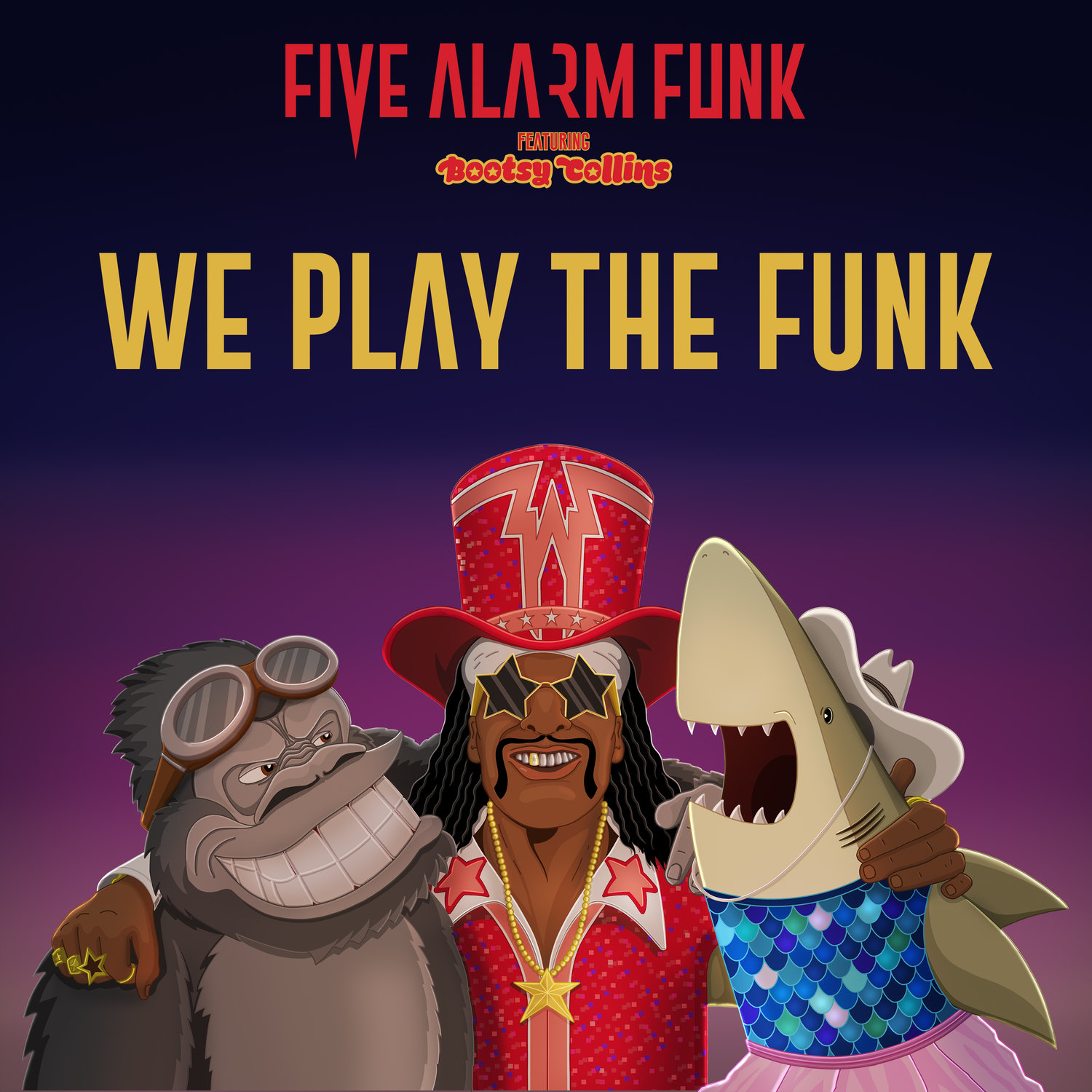 Five Alarm Funk -Boots and Wheels  Release date:  Mar. 9, 2018  Credit:  Producer, Engineer, Mixer, Keyboards