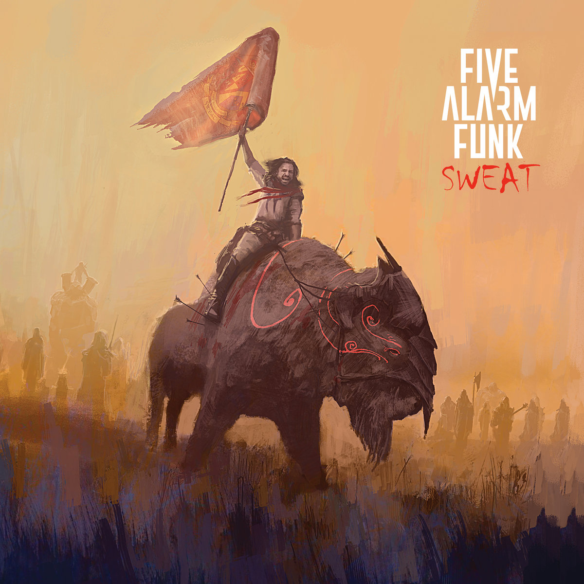 Five Alarm Funk -Sweat  Release date :March 3, 2017  Credit :Producer, Engineer, Mixer, Keyboards