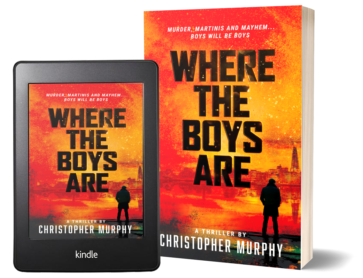 Where The Boys Are Book by Christopher Murphy