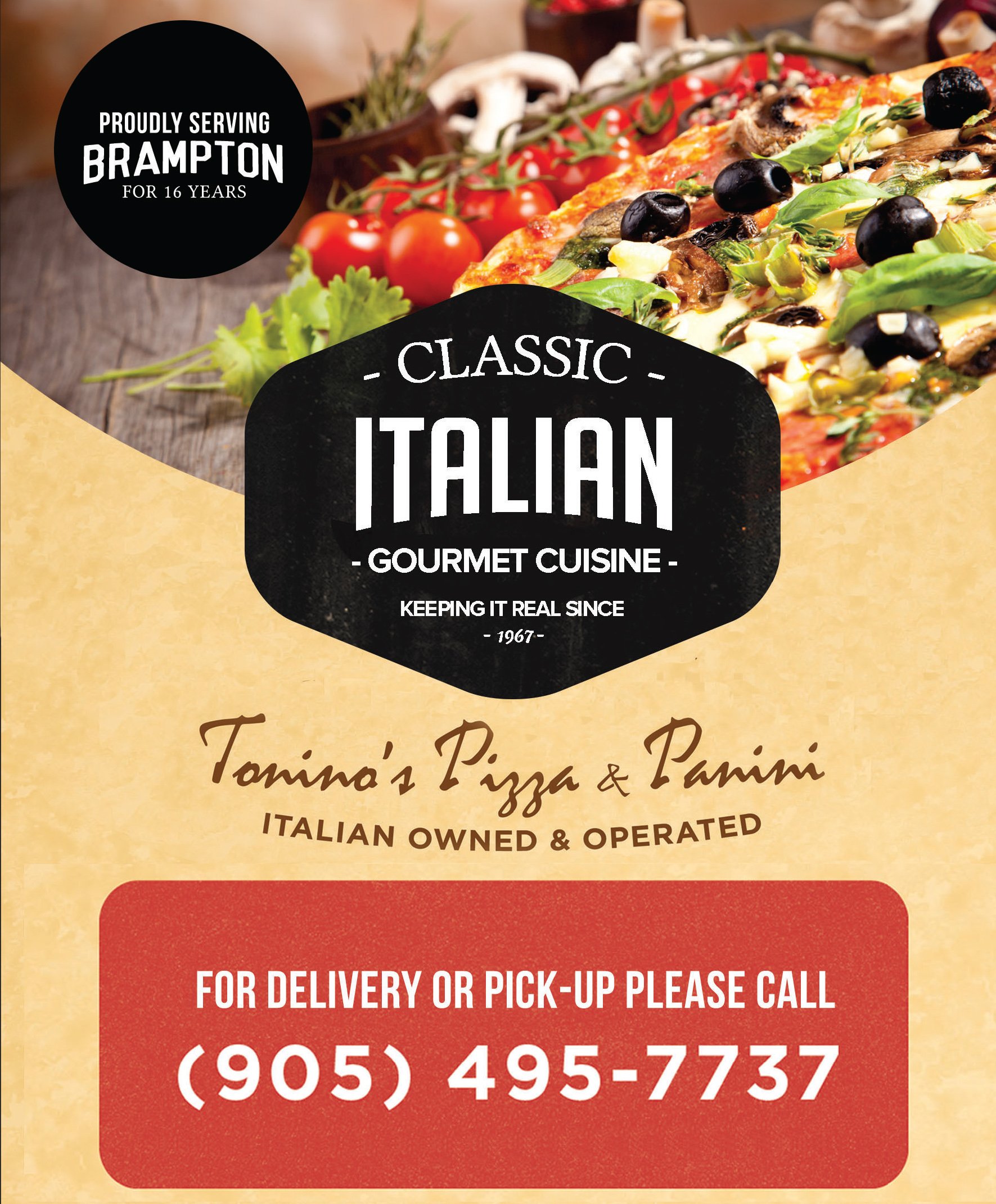 Click Here for our Take-out Menu