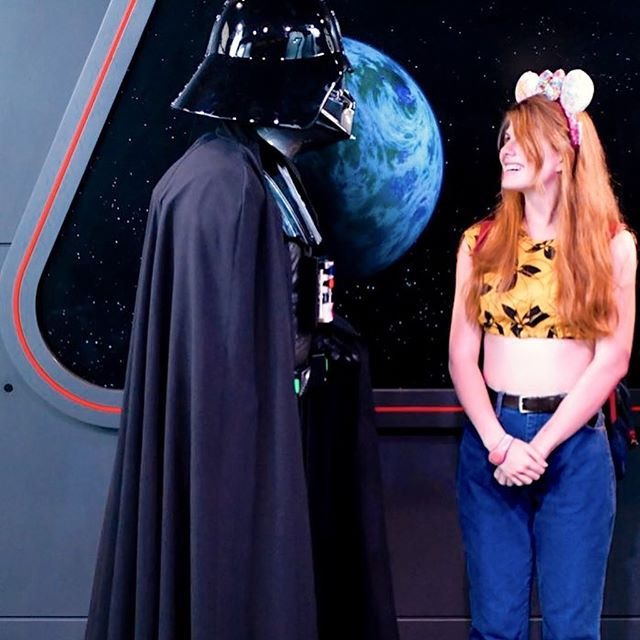 "You know him as Darth Vader? I know him as ""Soulmate""... 🥰😍❤️"