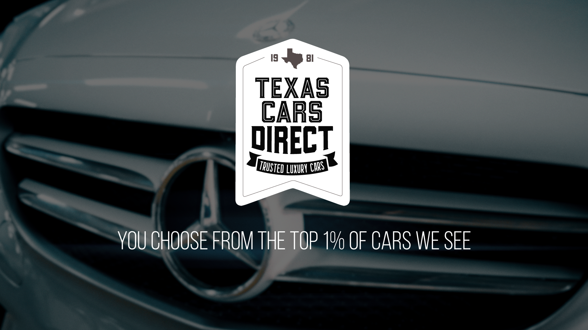 Texas Cars Direct — Brand Video Feature Series