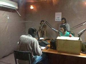 COMMUNITY RADIO IN HAWASSA - ETHIOPIA