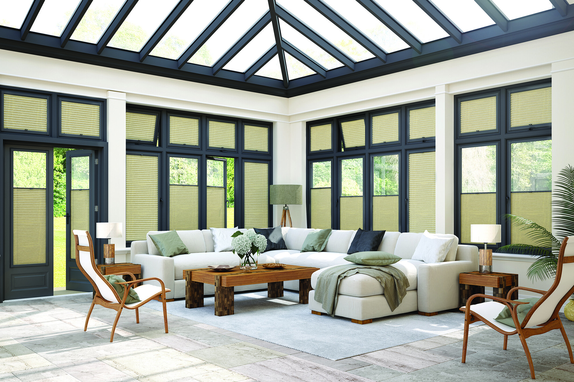 The Best Range Of Conservatory Blinds In Grampian And