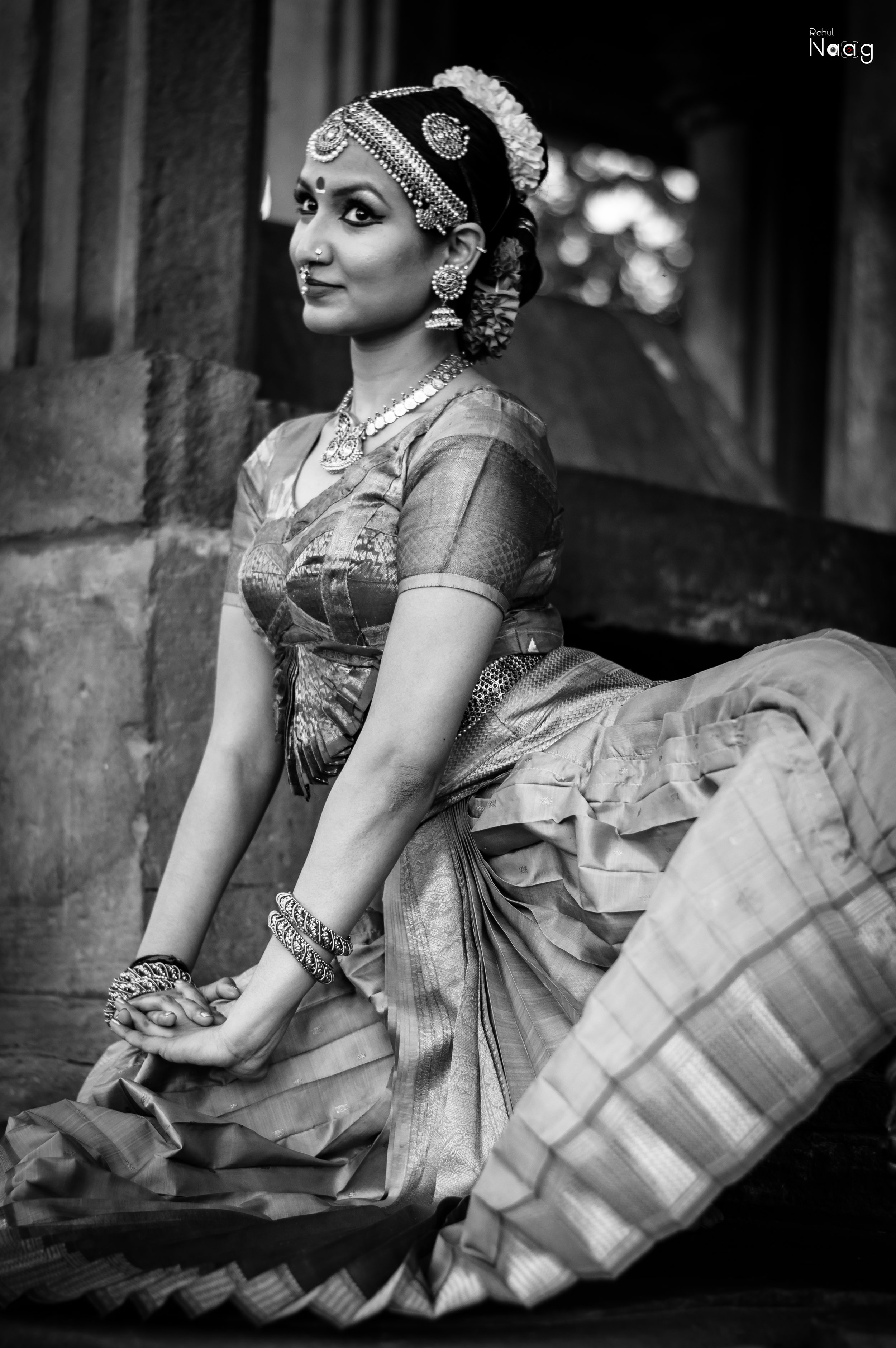 Romance in the Historic Temples of Khajuraho, ©Rahul Naag