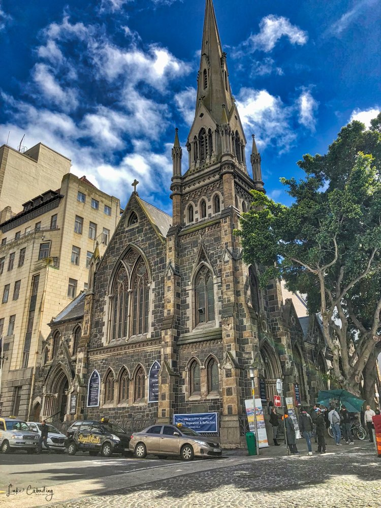Central Methodist Mission, Cape Town, SA  Photo by  Luke Cabading