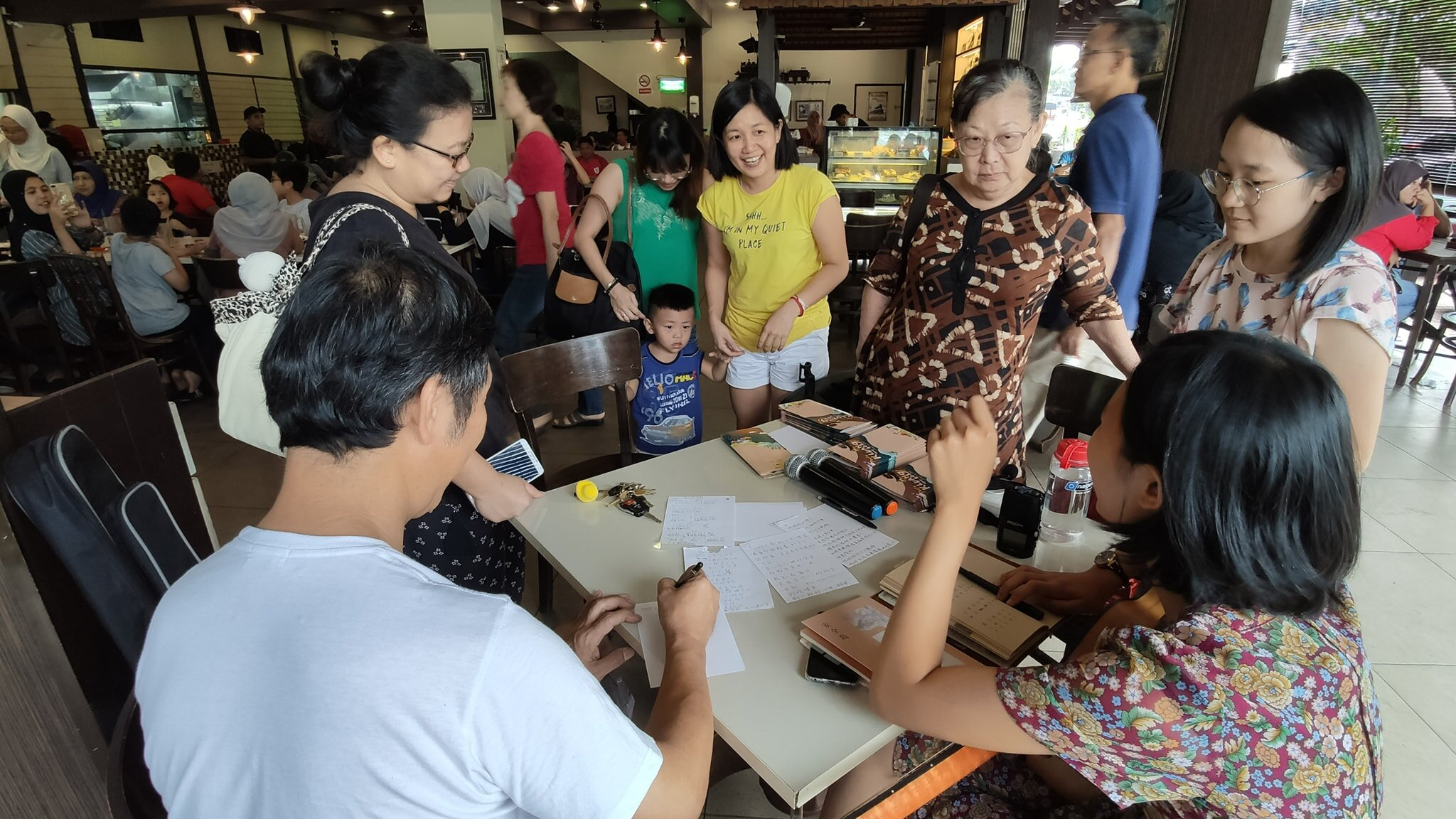 Kluang Rail Coffee, Malaysia 2019
