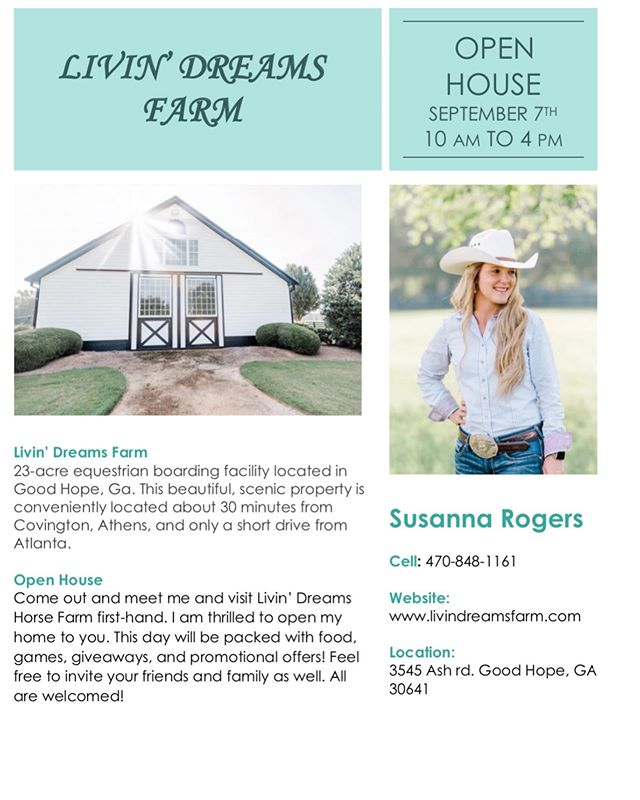 Y'all less than 2 weeks away! Mark your calendars, and make plans to invite your family and friends for fun filled day! The support will be greatly appreciated! For additional information about the farm, checkout my website below!👇🏼 https://www.livindreamsfarm.com/ @livindreamsfarm