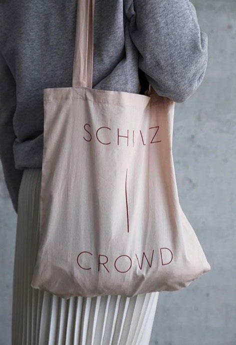 Schulz by Crowd  Graphical Design