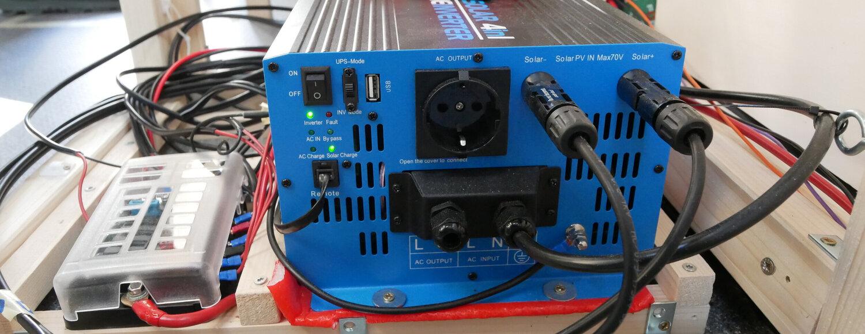 Autarke Stromversorgung für Wohnmobil & Wohnwagen — JayBe.tv