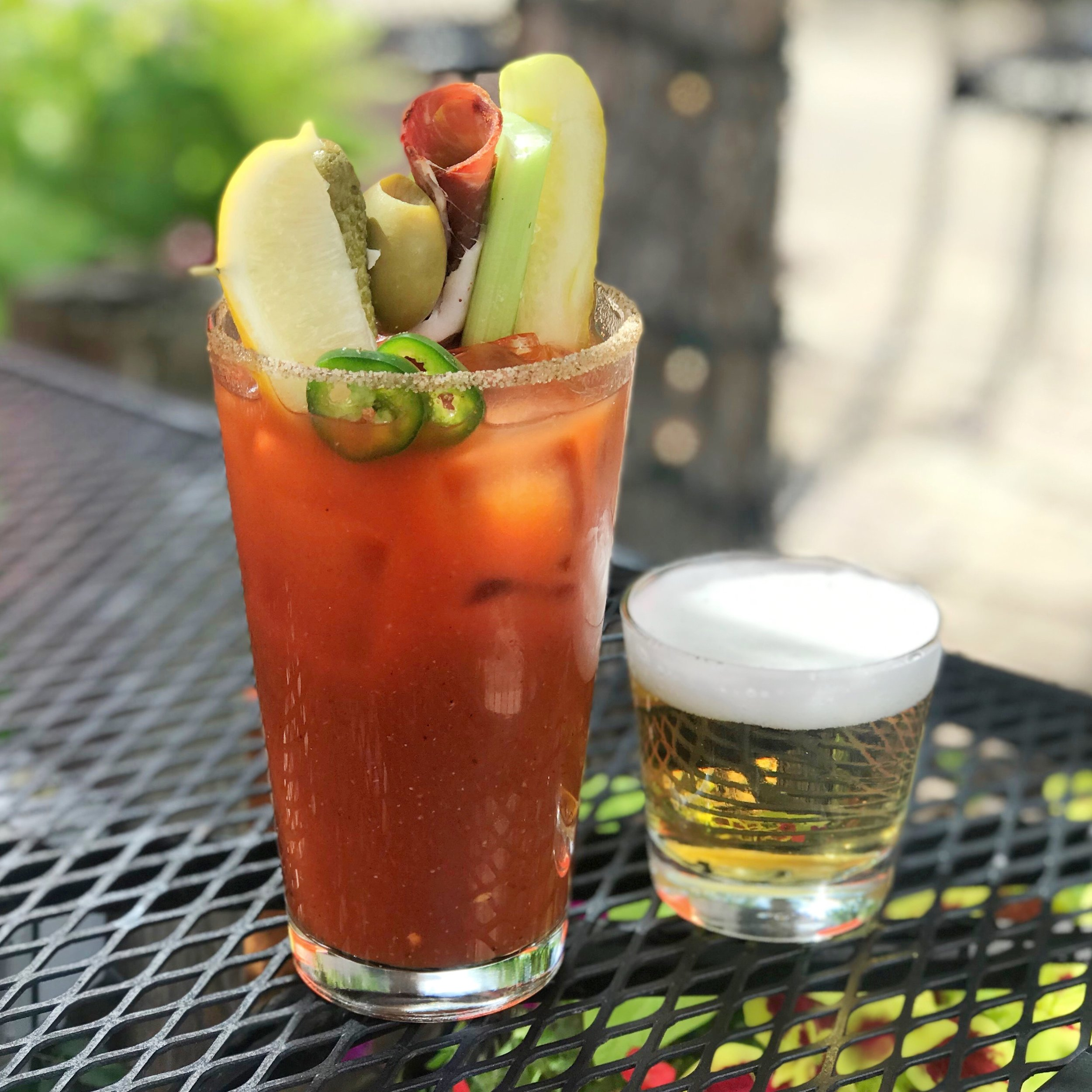 Fennel Bloody Mary - PAT'S TAP