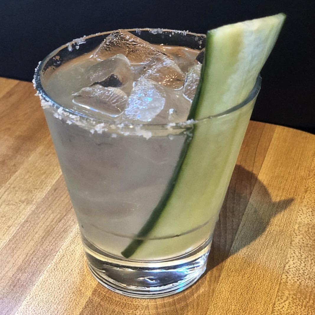 Cucumber Margarita - TINY DINER