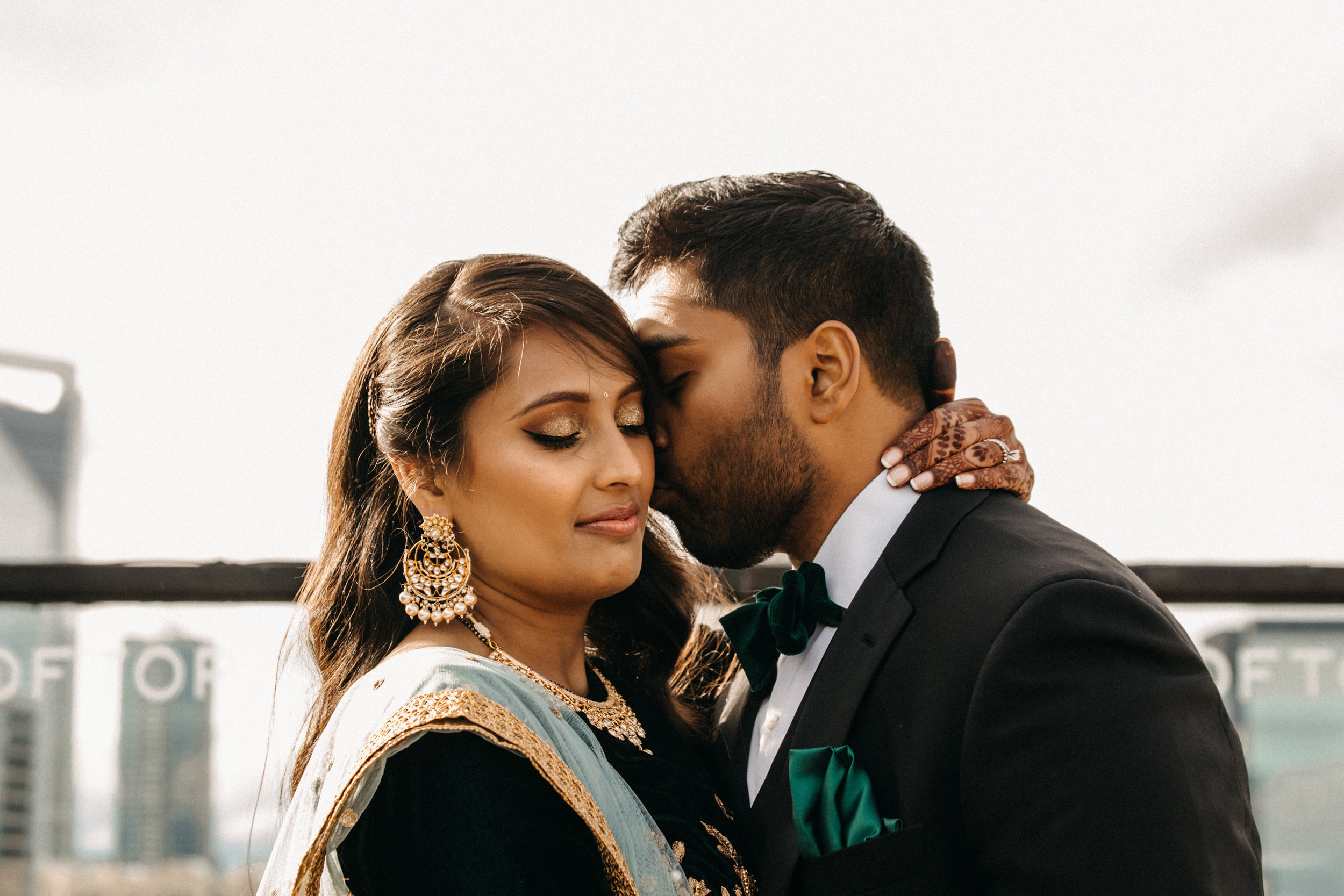 Hindu wedding in the heart of charlotte - Yesha and Vishal's wedding was filled with Hindu traditions the entire weekend long! The party was exciting and endless, and every moment was truly special and intricately planned.