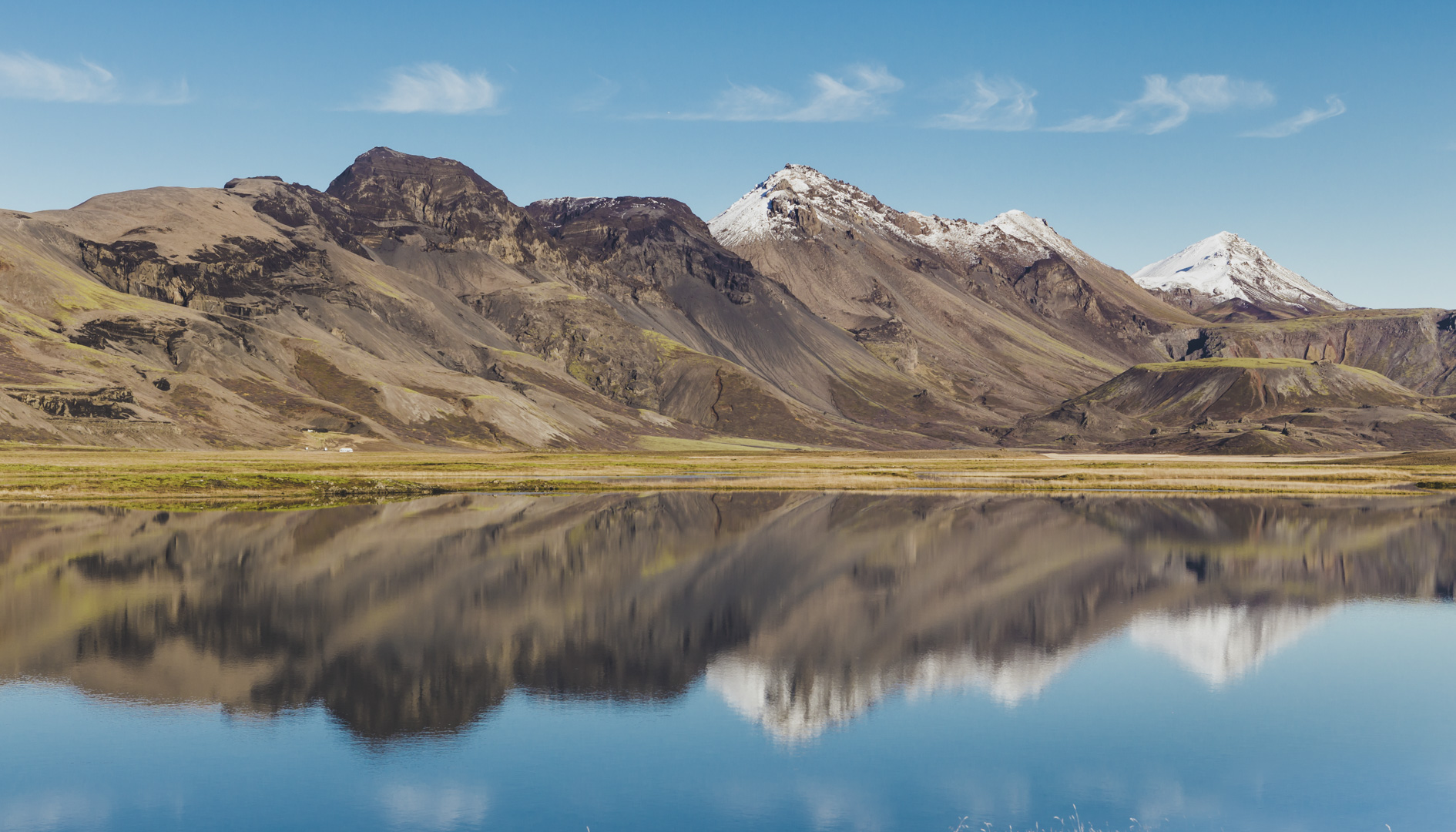 Reflections, Iceland