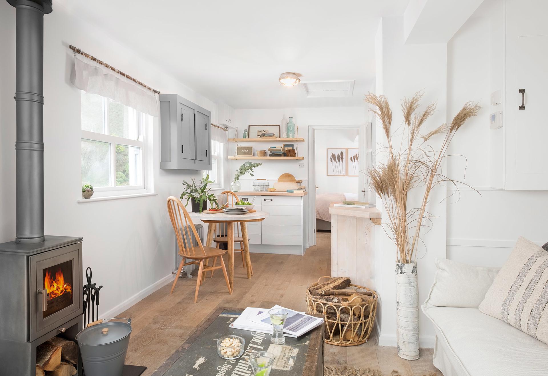 Property Photography - Eastwood Studio, Cornwall
