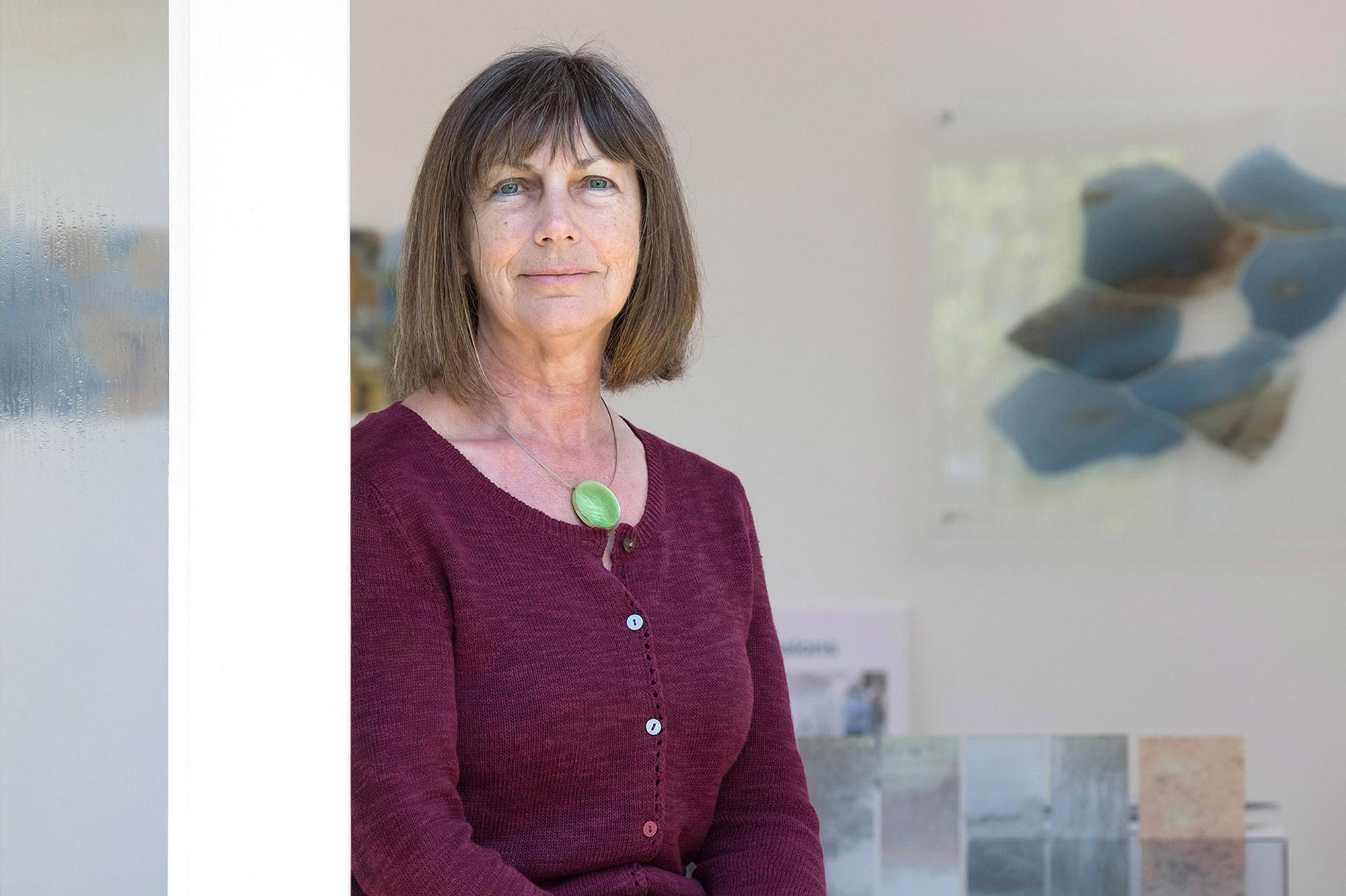 Glass Artist, Susan Kinley