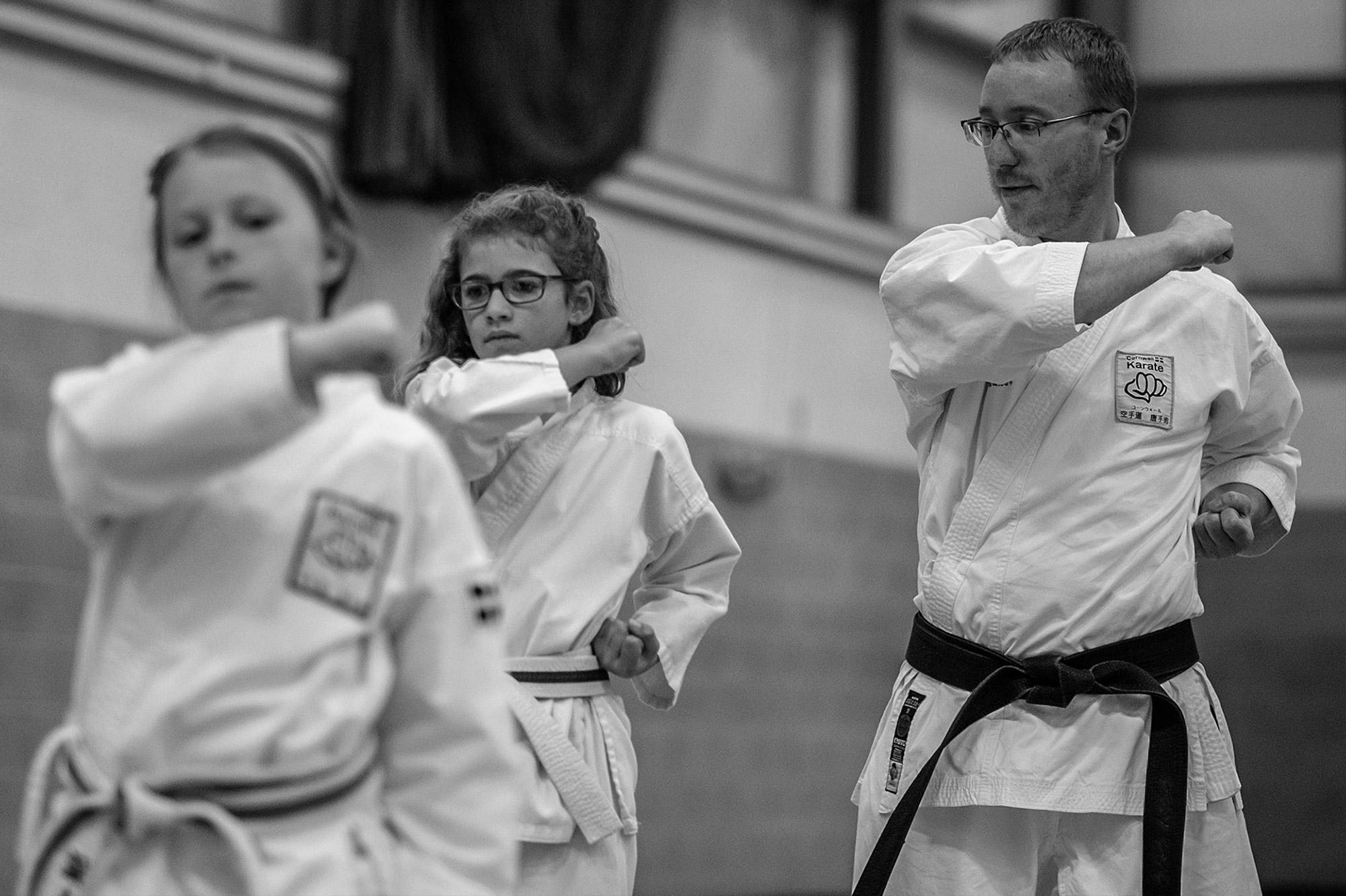 Cornwall Karate