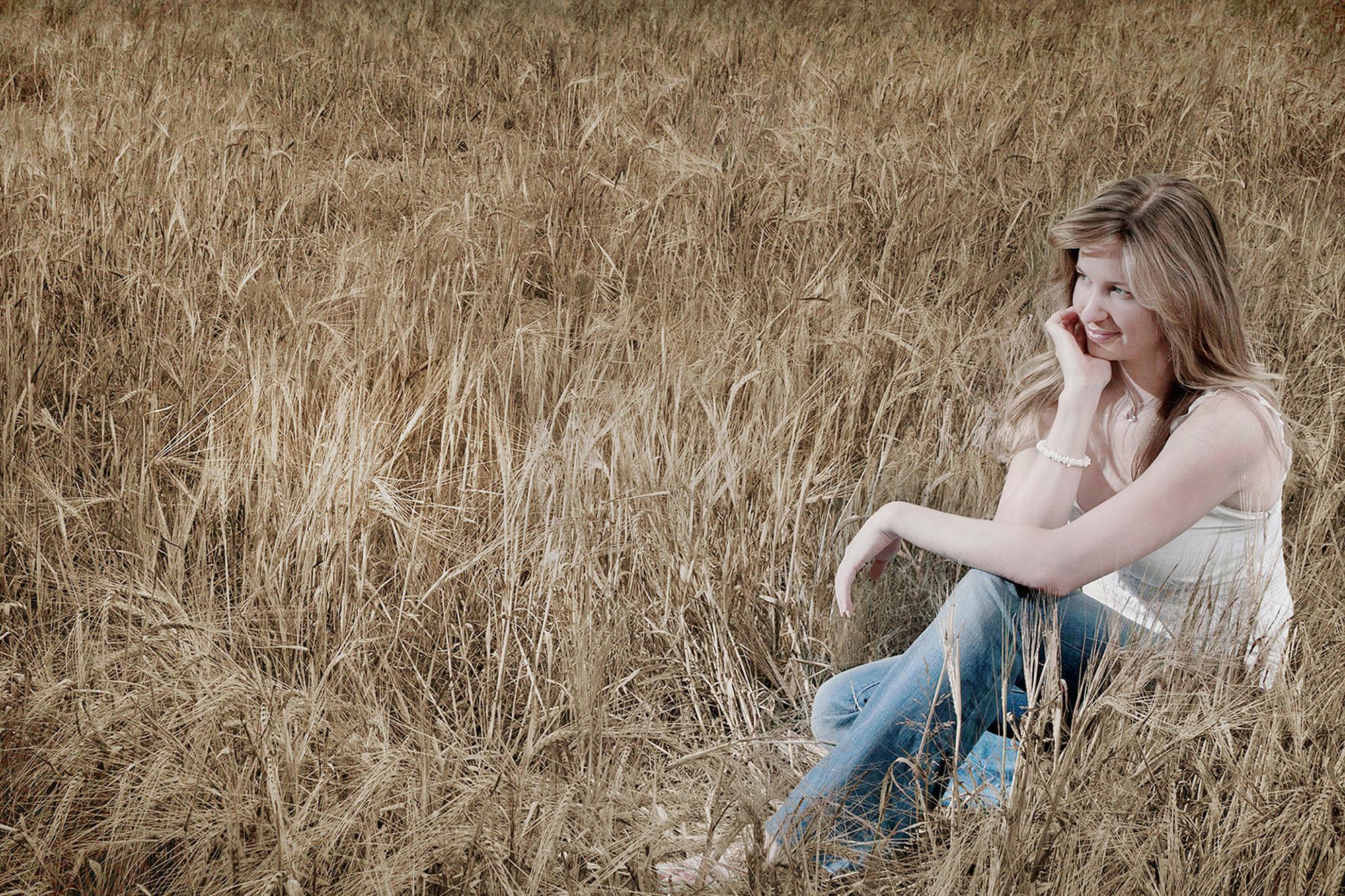 Model & Singer Anna Marie-Waite