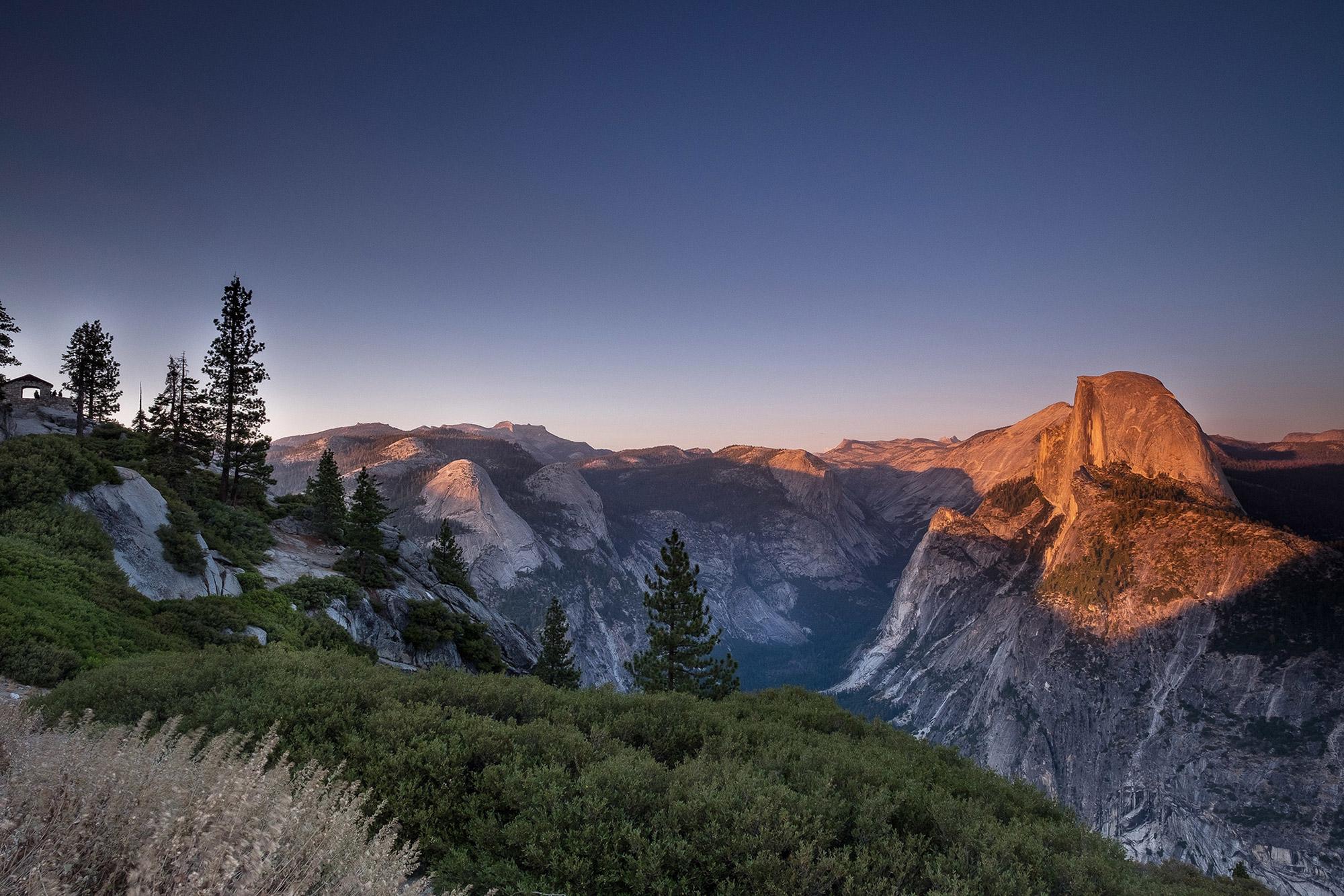 El Capitan , Yosemite Valley, California.