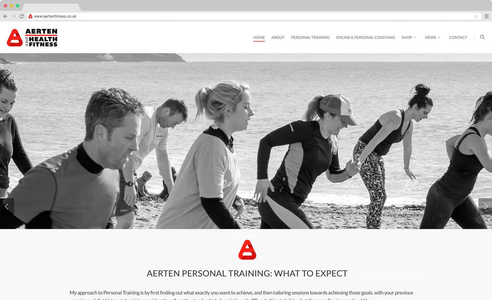 Aerten Health & Fitness