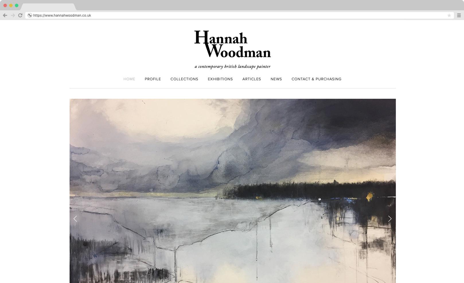 Hannah Woodman