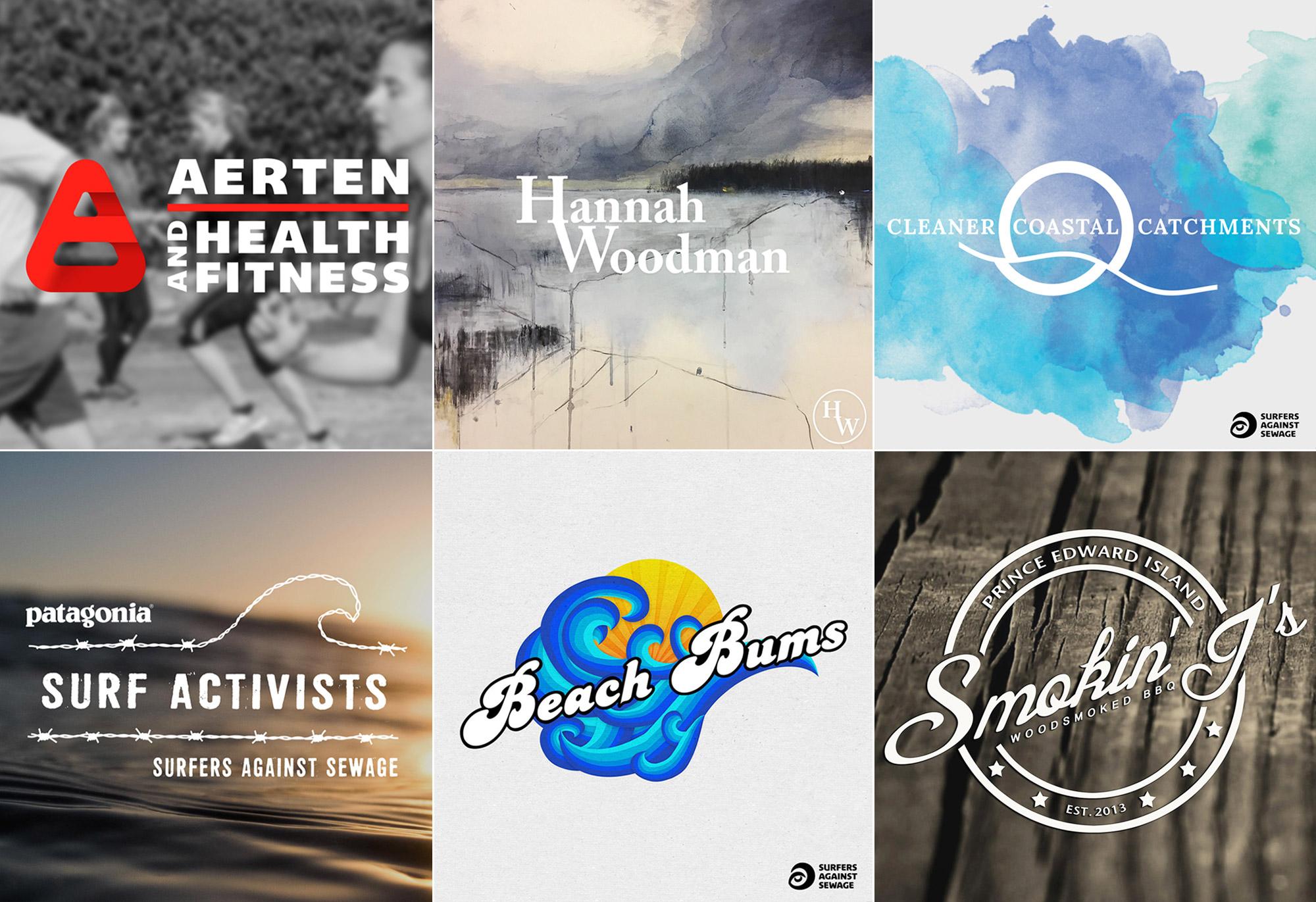 Branding Design, Website Design and Development - Eastwood Studio, Cornwall